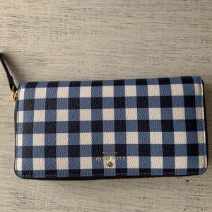 NWT Kate Spade Wallet With Removable Card Holder